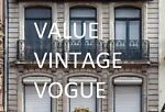Value Vintage Vogue