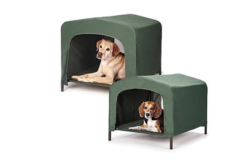 Etna Waterproof Pet Retreat Portable Dog House | Pet Products