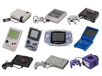 UNWANTED GAMES & CONSOLES WANTED FOR CASH TODAY FROM YOUR DOOR OLD & NEW , SEGA, NINTENDO , ATARI ,