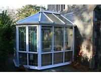 FREE CONSERVATORY - 'bidder' to dismantle and take away