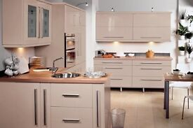 Cheap Kitchens For Sale, White Gloss, Cream Gloss Or Walnut!
