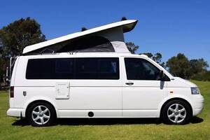 VW Trakka Automatic Campervan with Solar Charging, Rear Shower... Albion Park Rail Shellharbour Area Preview