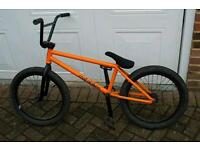 Mafia bike clip 2 orange bmx