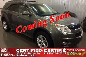 2012 Chevrolet Equinox 1LT - AWD AWD! Backup Camera! Bluetooth!