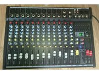 Citronic CSL14 pro mixing desk for band or karaoke