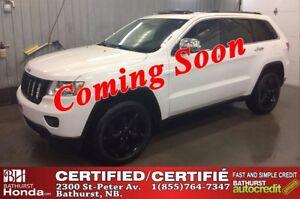 2013 Jeep Grand Cherokee Overland Nappa Leather Seats! Ventilate