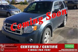 2012 Ford Escape XLT - 4WD V6! 4WD! Auto Start! Bluetooth! Power