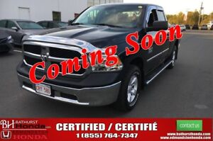 2014 Ram 1500 ST New Brakes! 3.6L V6 - 305hp! XM Radio! Backup C