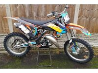 Ktm sx 150 2013 mint condition not cr kx yz rm