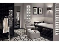 Wall and floor tiler - Laminate Flooring fitter