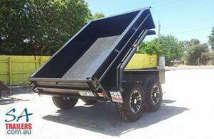 4 TONNE TIPPER TRAILERS (SA Trailers) Burton Salisbury Area Preview