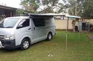 2009 Toyota Hiace Van/Minivan **12 MONTH WARRANTY** Coopers Plains Brisbane South West Preview