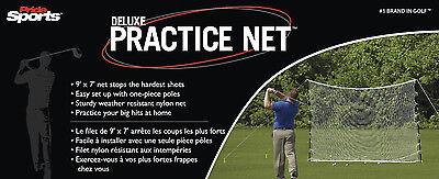Pride Sports Golf Deluxe Practice Net
