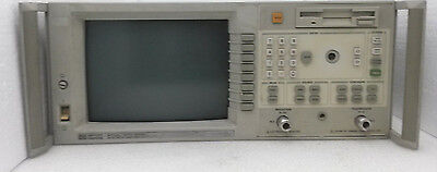 Agilent Hp 8711a Network Analyze Ras Not Working Condition