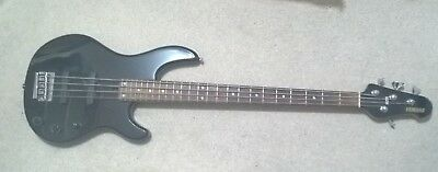 Yamaha BB N4 Bass Guitar + Case