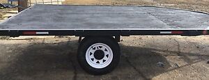 Utility trailer 8x12 made by d-line