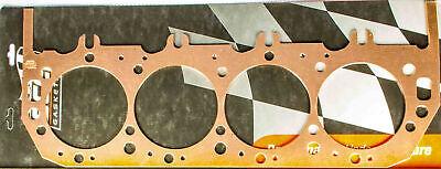 SCE GASKETS P133280 BBC Copper Head Gasket 4.320 x .080