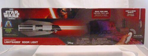 Star Wars Darth Vader Lightsaber Remote Control Night Light Disney Uncle Milton