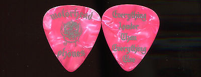 MOTORHEAD 2012 Motorheadphones promo Guitar Pick!!! #2