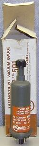 NEW Varian NRC 501 Thermocouple Vacuum Gauge