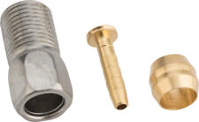 Bicycle Hydraulic Olive Connecting Insert For AVID Cycling Brake Hose Oil Repair