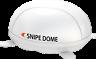 Selfsat SNIPE Dome Vollautomatische Satelliten Camping / Wohnmobil Antenne