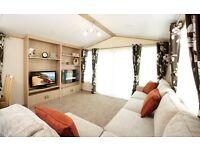Brand new Atlas Chorus static caravan for sale East Yorkshire Coast 5 star Leisure Park in Hornsea.