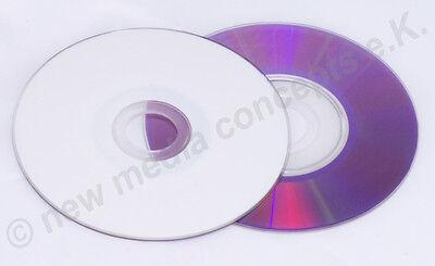 Mini DVD-R Rohlinge 1,46 GB bedruckbar/Inkjet printable 10 Stück (Dvd-r Bedruckbar)