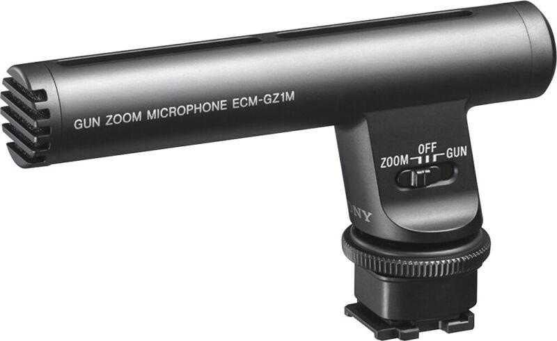 Open-Box Excellent: Sony - Shotgun Microphone