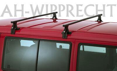 NEU Orginal VW T4 Dachgepäckträger Grundträger Tragestäbe Multivan Bus Kombi OEM