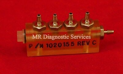 Beckman-coulter Hematology Lh-500 Used Manifold Revision C Part 1020155