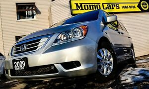 2009 Honda Odyssey EX-L! Rear Cam+Htd Seats! ONLY $195/bi-weekly