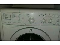 Indesit washer/dryer.(Washing machine with drying function. .)