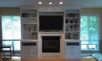 A Square Corner Custom Woodworking  - Professional Quality
