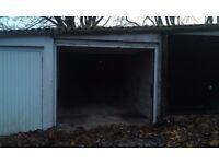 Will buy lock up garage in Aberdeen City
