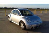 2002 VW Beetle - 60375 miles, New Cambelt, 12 months MOT.