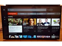 Sharp Aquos 49 inch Smart TV
