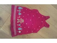 SOLD Christmas baby clothes