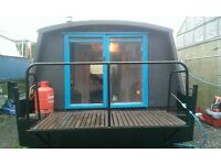 Barge Boat self contained flat liveaboard holiday home