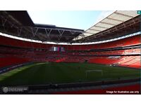 Nfl International series - Wembley - Washington Redskins v Cincinnati bengals - 4 TICKETS.