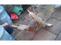 """48"""" 45KG Boat Anchor (two available) £50 offers invited"""