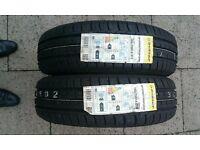 Dunlop 165 70 14 Tyres x 2