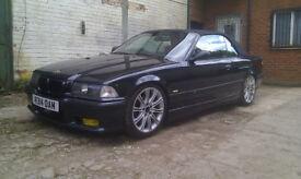 BMW E36 328 Auto Convertible