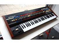 Roland Juno 60 with Minerva MIDI Kit ++BEAUTIFUL CONDITION++