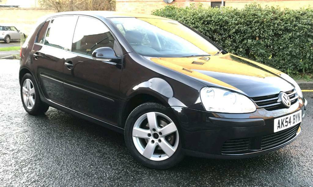 Volkswagen Golf 1.6 FSI Automatic 2004