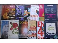 A Selection of Music for Electronic Organ