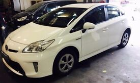 PCO/UBER READY TOYOTA PRIUS CAR HIRE/RENTAL £110/Week