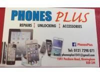 Phones unlocking