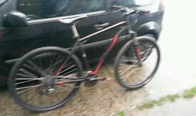 Specialized hardrock mounting bike