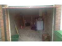 Secure dry Lock up Garage available for storage near town centre, Northampton